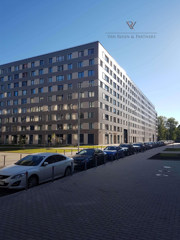 Nieuw residentieel vastgoed in Rusland