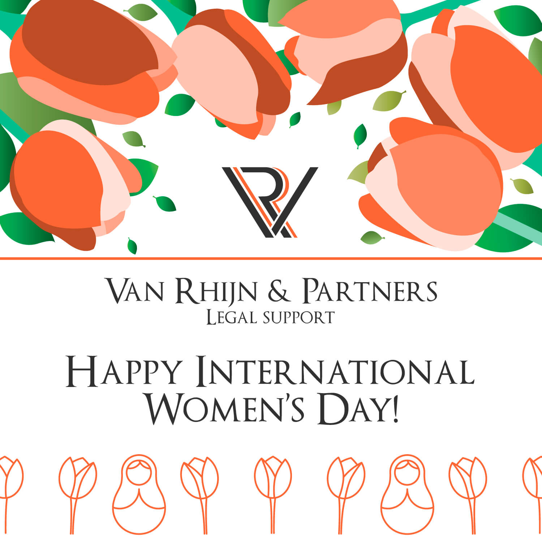 Internationale Vrouwendag 2018