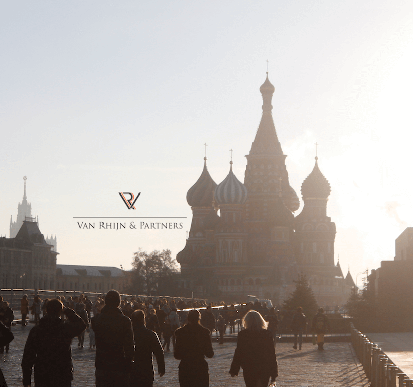 Van Rhijn & Partners Juristische Dienstleistungen in Russland